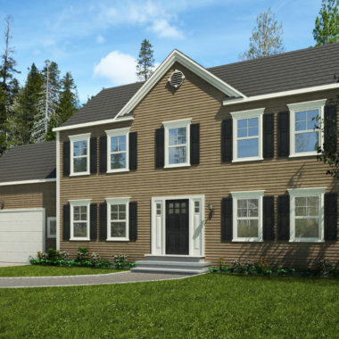 The Norwood Exterior Rendering